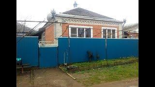 Продаются два дома на одном участке в ст. Холмской Абинского района Краснодарского края