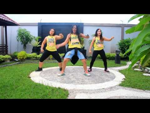 "Zumba K-Pop "" Good Boy By GD x Taeyang (BigBang) At Garden Studio BFS -Sangatta Kaltim"