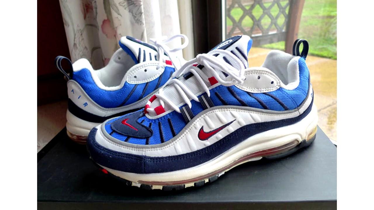 official photos 1deab c512e Nike Air Max 98
