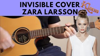 Invisible – Zara Larsson Acoustic Guitar Cover (From The Netflix Film Klaus)