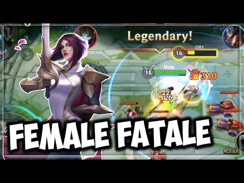 🔥 14 KILLS FEMALE ASSASSIN?? | League of Legends Fiora Wild Rift Gameplay | LoL Mobile Closed Beta