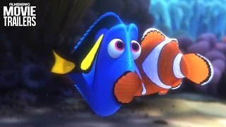FINDING DORY | New Clips and B-Roll Footage Compilation [HD]