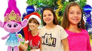 Челлендж - новогодние подарки для подписчиков от Хасбро