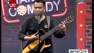 Mudy Taylor @ Stand Up Comedy Show MetroTV 21 Desember 20131