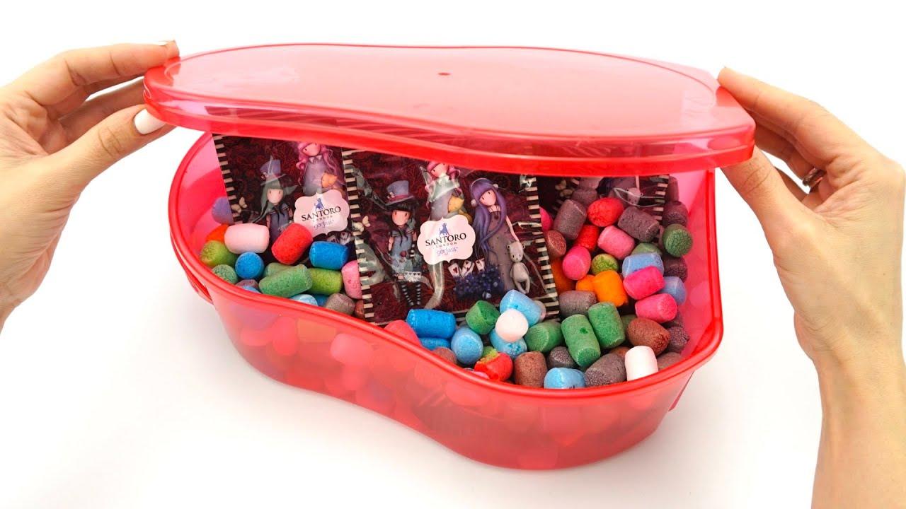 Коробка сюрпризов, собираем коллекцию куколок Gorjuss