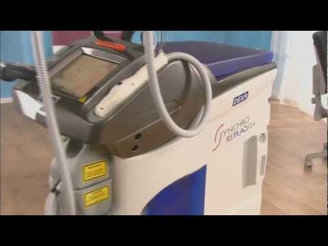 Synchro Replay - The most Powerful and Fastest Alexandrite Laser Platform for Hair Removal