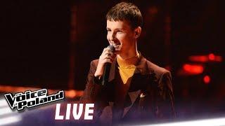 """Staś Ślęzak - """"Szept"""" - Live - The Voice of Poland 10"""