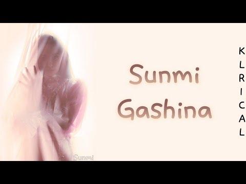 Sunmi (선미) - Gashina (가시나) [Han/Rom/Eng] Color Coded Lyrics
