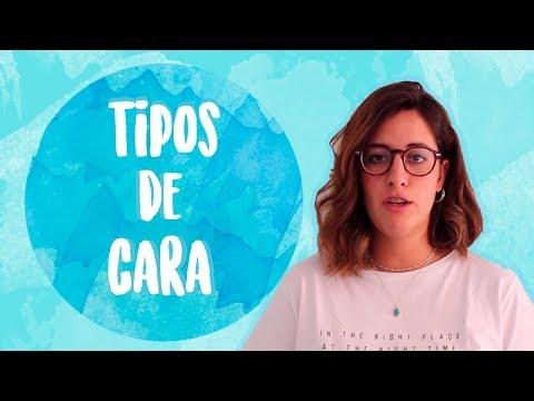 TIPOS DE ROSTRO | ¿Qué formas de cara hay y cuál es la tuya?