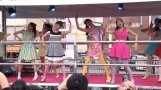 2015年10月17日(土)晴れ 浅草の歴史パレード 虎姫一座.