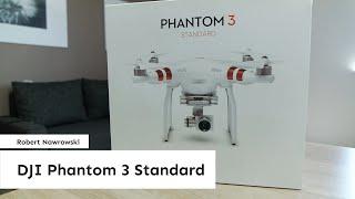 Dji phantom 3 standard rozpakowanie | robert nawrowski