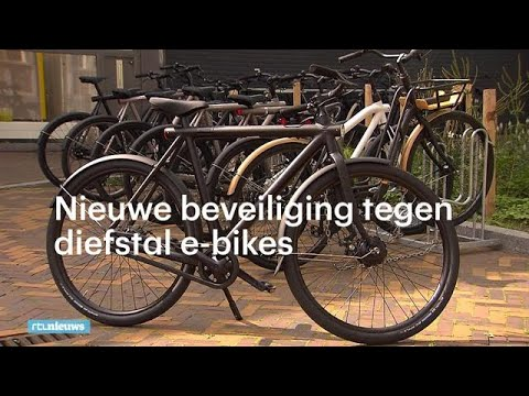 speciale chip tegen diefstal in e bike rtl nieuws youtube. Black Bedroom Furniture Sets. Home Design Ideas