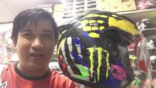 Helm NHK R6 FINGER VR