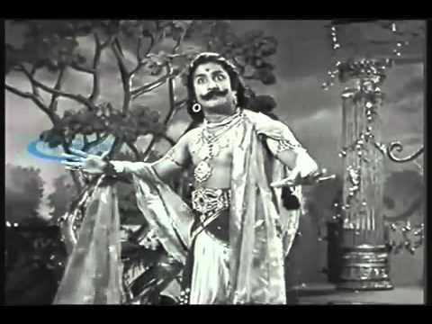 Shivaji Ganesan's Longest Dialogue