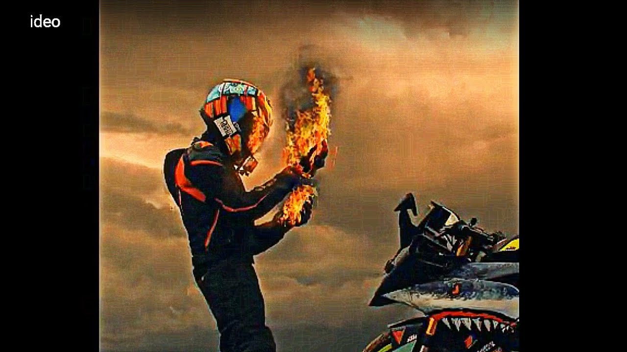 Rider whatsapp status video