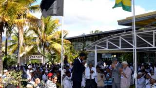 Jalsah Mauritius First Day (08th September 2013)