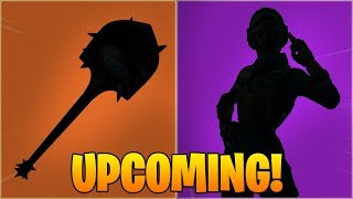 FORTNITE *ALL* UPCOMING/UNRELEASED SKINS, EMOTES & ITEMS! Fortnite Battle Royale