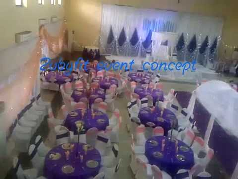 Nigeria Wedding Decoration Youtube
