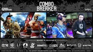 Combo Breaker 2017 -  Killer Instinct Top 8