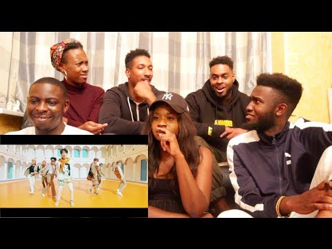 BTS -  (방탄소년단) 'IDOL'   [ REACTION VIDEO ] || @BTS_twt @Ubunifuspace