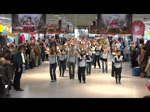 Flashmob Shakira Decathlon Alleur HD