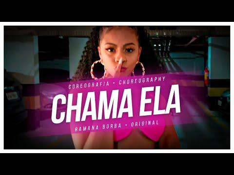CHAMA ELA- LEXA FEAT PEDRO SAMPAIO(COREOGRAFIA)/ RAMANA BORBA