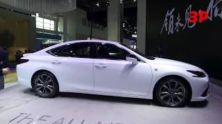 Lexus ES 2018 // За рулем