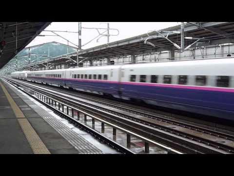 つなげよう、日本。~東北新幹線~