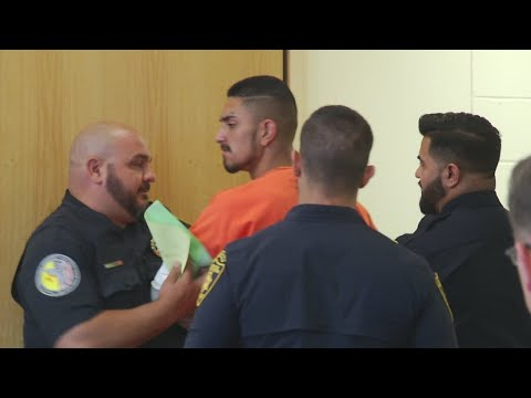 Man forced out of courtroom for allegedly threatening witness