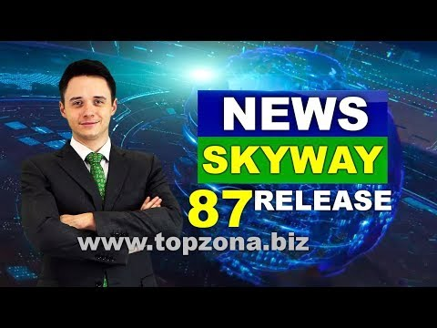 🎥 SkyWay News Release #87. New Transportation Investments.
