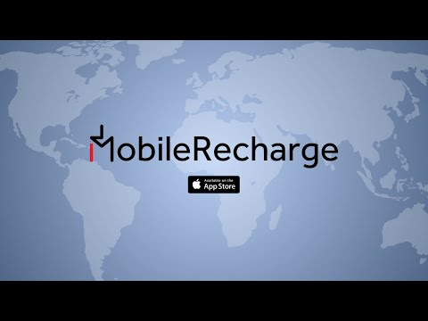MobileRecharge - Top up mobiles with iOS App (short)