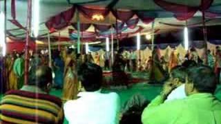 Dancing at a Wedding in Gujarat, India - Warmup