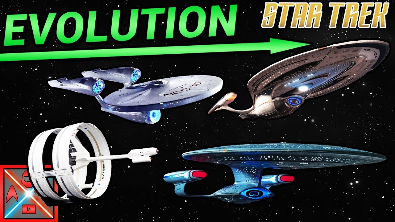 Star Trek Schiffe
