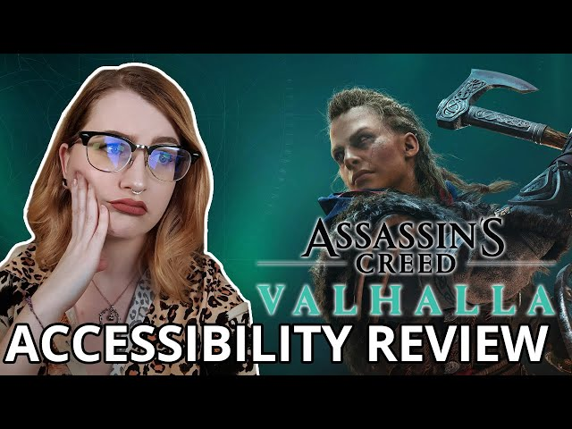 ONE STEP FORWARD, TWO STEPS BACK!? | Assassin's Creed Valhalla | Cognitive Accessibility Review