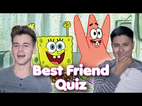 Thumbnail: Taking The Best Friend Quiz!