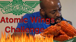 Atomic Wings Challenge