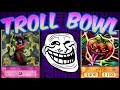 WEIRDEST SERIES EVER - Yugioh Troll Bowl #1 - SIMOCHI BURN DECK vs FIRE BURN DECK
