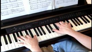Cover images Johanna - Sweeney Todd - Piano