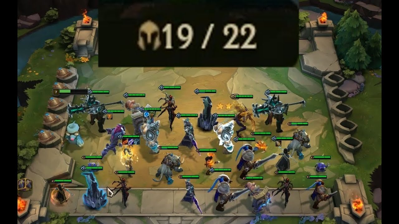 Картинки по запросу teamfight tactics Force of Nature
