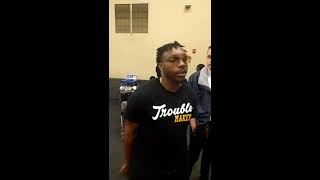 Police brutality at Detroit Meijer 8 and Woodward continued