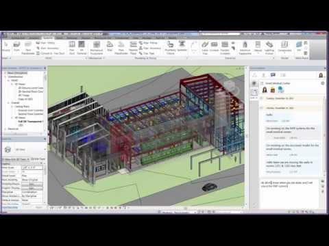 Autodesk A360 Collaboration for Revit Demo