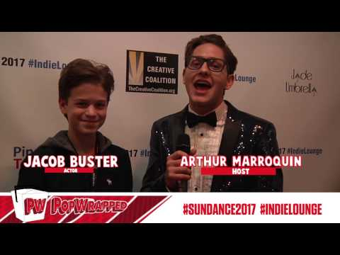 Jacob Buster : Sundance 2017 IndieLounge Exclusive
