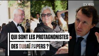 Henri de Croÿ, Geraldine Whittaker, Sébastien de Montessus : les protagonistes des Dubaï Papers
