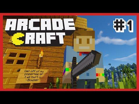 Ready Player One - ArcadeCraft (Episode 1) Minecraft Roleplay