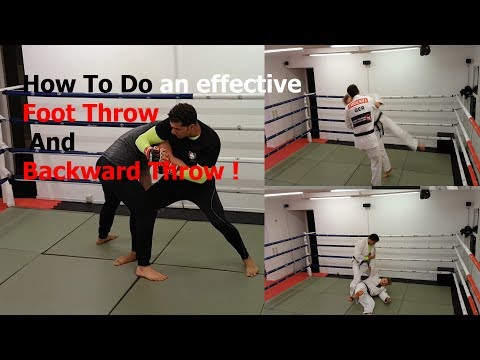 jmj:-how-to-do-an-effective-backward-and-foot-technique-(tutorial10)