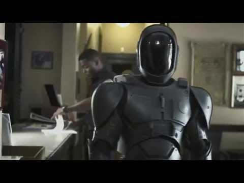 Android Cop (2014) - The Asylum - Trailer Italiano