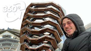 Así es el edificio inspirado en un trompo de carne! | NEW YORK 360°