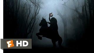 Sleepy Hollow (3/10) Movie CLIP - First Encounter On The Bridge (1999) HD