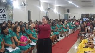 Video MISSIONÁRIA ADRIANA MELO | Prega o que muitos não tem coragem de falar | (Parte 2) Salvador-BA. download MP3, 3GP, MP4, WEBM, AVI, FLV November 2018