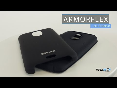 Blu ArmorFlex Case For Studio G